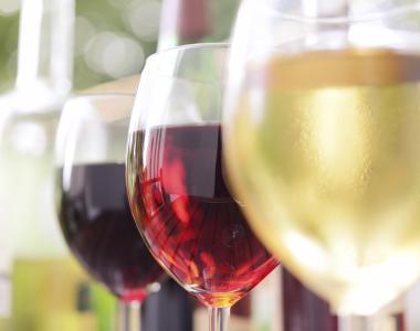 Examen doen voor een wijncursus